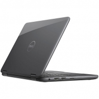 "Dell Inspiron 11 3179 2-in-1 Laptop (Fog Gray) - Intel M3-7Y30 1.0GHz - 4GB RAM - 500GB Hard Drive - Intel HD Graphics - Webcam - Win 10 - 11.6"" Touch"