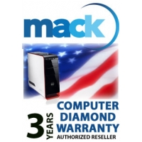 3 Year Diamond warranty for Desktops under $2000.00 (Covers Total Accidental Damage)