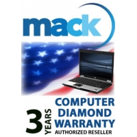 3 Year Diamond warranty for Notebooks under $1500 (Covers Total Accidental Damage)