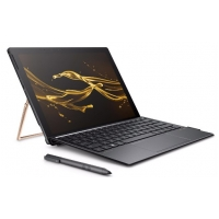 "HP Spectre X2 12-C012DX (Dark Ash Silver) - Intel Core i7-7560U 2.40GHz - 8GB RAM - 360GB SSD - Intel Iris Plus Graphics 650 - Win 10 Home - 12.3"" 3000x2000 Touch + Pen"