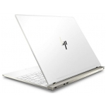 "HP Spectre 13T (Ceramic White with Pale Gold accents) - Intel Quad-Core i7-8550U 1.80GHz - 16GB RAM - 256GB SSD - Intel UHD Graphics 620 - Win 10 Home - 13.3"" 3840x2160 Touch + Pen"