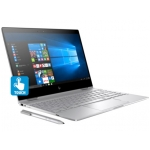 "HP Spectre X360 13T 2-in-1 Laptop (Natural Silver) - Intel Quad-Core i5-8250U 1.60GHz - 8GB RAM - 360GB SSD - Intel UHD Graphics 620 - Win 10 Home - 13.3"" 1920x1080 Touch + Pen"