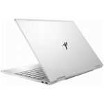 "HP Spectre X360 13T 2-in-1 Laptop (Natural Silver) - Intel Quad-Core i7-8550U 1.80GHz - 8GB RAM - 256GB SSD - Intel UHD Graphics 620 - Win 10 Home - 13.3"" 1920x1080 Touch + Pen"