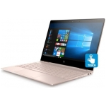 "HP Spectre X360 13T 2-in-1 Laptop (Pale Rose Gold) - Intel Quad-Core i7-8550U 1.80GHz - 16GB RAM - 256GB SSD - Intel UHD Graphics 620 - Webcam - Win 10 Home - 13.3"" 3840x2160 Touch + Pen"