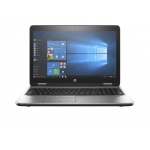 HP ProBook 650 G2 Notebook - Intel Core i5-6300U 2.40GHz - 8GB RAM - 500GB HDD - Intel HD Graphics 520 - Win 10 Pro - 15.6-inch 1366x768