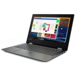 "Lenovo Flex 6-11IGM 2-in-1 Laptop (Onyx Black) - Intel Celeron N4000 1.10GHz - 4GB RAM - 64GB eMMC - Intel UHD Graphics 600 - Win 10 Home S - 11.6"" 1366x768 Touchscreen"