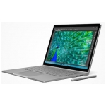 "Microsoft Surface Book - Intel Core i5-6300U 2.40GHz - 8GB RAM - 256GB SSD - Intel HD Graphics - Win 10 Pro - 13.5"" 3000x2000 Touch"
