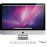 "Apple - iMac MC507LL/A All-in-One Desktop - Intel Quad-Core i7-860 2.80GHz - 4GB RAM - 1TB Hard Drive - DVD±RW - AMD Radeon HD 4850M with 512MB - Mac OS x10.6 Snow Leopard - 27.0"" (1920x1080)"