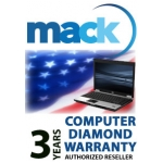 3 Year Diamond warranty for Notebooks under $1000.00 (Covers Total Accidental Damage)